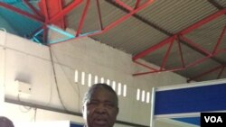 UMnu. Phelekezela Mphoko ubese ZITF ngoLwesithathu.