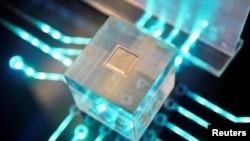Một con chip của Huawei.