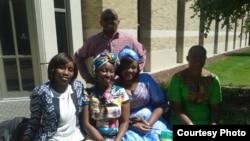 Juscelina Guirengane de Moçambique para Notre Dame!