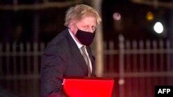 Britaniya Bosh vaziri Boris Jonson