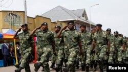 Soldados da República Democrática do Congo