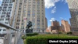 Пам'ятник силам спеціального призначення у Нью-Йорку