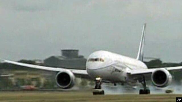 Boeing 787, 'Dreamliner'