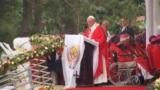Papa awataka Waganda kuishi kwa amani