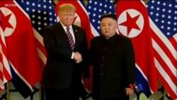 သမၼတ Trump နဲ႔ Kim ဗီယက္နမ္မွာ ေတြ႕ဆံု