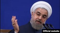 نشست خبری حسن روحانی رئیس جمهوری ایران به مناسبت آغاز سومین سال فعالیت دولت یازدهم - ۷ شهریور ۱۳۹۴