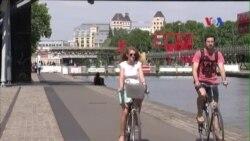 Thành phố Paris vạch kế hoạch chống lại biến đổi khí hậu
