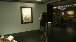 SHORT VIDEO: Պիկասոյի հայտնի կտավը ցուցադրվելէ Հոնկոնգում