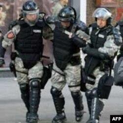 Među povređenima je najviše policajaca