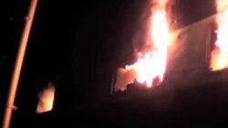 印度列車火災26人喪生