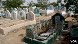 کراچی کے قبرستان، جہاں کئی 'تاج محل' ہیں