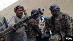 د ارزګان د چورې په ولسوالۍ کې دا قرارګاه له اوږدې مودې د وسله والو طالبانو په محاصره کې وه.