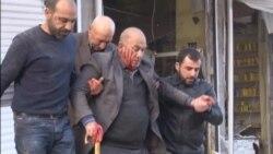 Blast Targets Turkish Police Headquarters in Diyarbakir