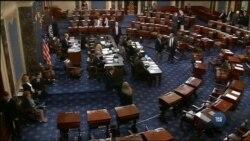 Конгресмени та експерти коментують законопроект про нові санкції щодо Росії. Відео