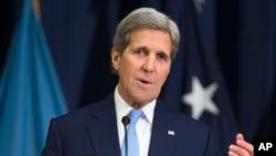Kế hoạch mở rộng chương trình nhận người tị nạn được Ngoại trưởng Mỹ John Kerry loan báo hôm 13/1/2016.