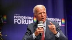 Joe Biden appelle à une procédure de destitution contre Trump