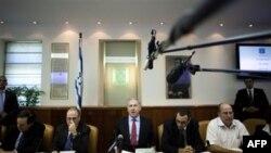 Еженедельное заседание кабинета министров Израиля. Иерусалим. 14 ноября 2010 года