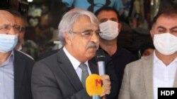 HDP eş başkanı Mithat Sancar