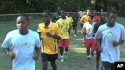The 'Fugees Family' has four soccer teams with 86 boys in the Clarkston, Georgia program started by Luma Mufleh