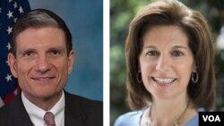 Nevada Senate race: Republican Joe Heck vs Democrat Catherine Cortez Masto