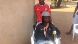 Zimbabwean Left Crippled After Public Flogging