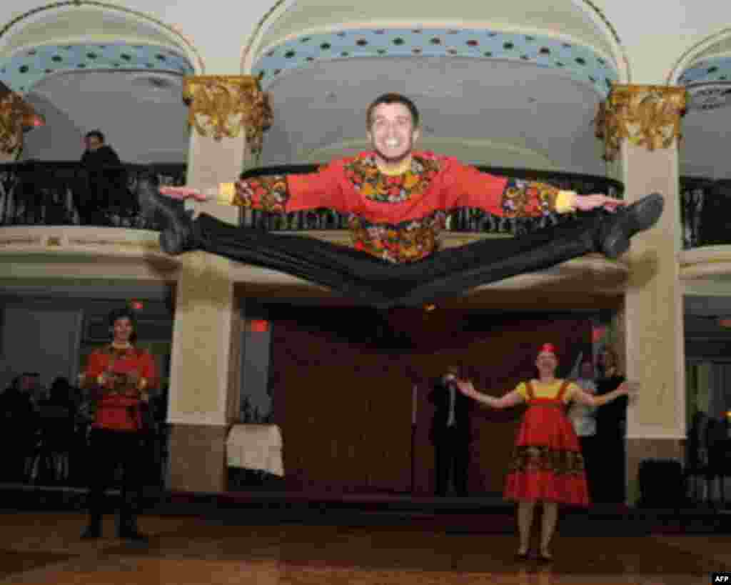 Русский благотворительный бал в Вашингтоне