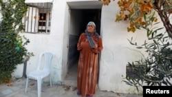 Bà Nour, mẹ của nghi phạm tấn công khu chợ Giáng sinh tại Berlin.