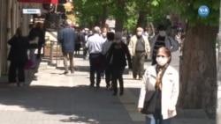65 Yaş Üstü Ankara Sakinleri Günler Sonra Sokağa Çıktı