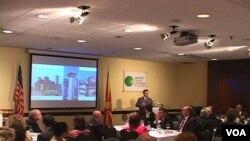 Американски бизнисмени за инвестирањето во Македонија