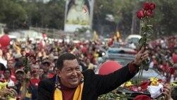 چاوز می گويد به رغم بيماری برای پيروزی در انتخابات تلاش خواهد کرد