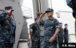 美国前太平洋司令部总司令哈里斯海军上将 (美国海军)