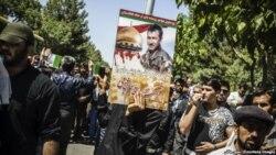 Erondan borgan afg'on qochqinlar Suriyada Assad uchun jon bermoqda