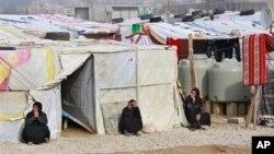 Табір біженців у Лівані