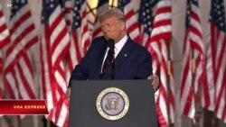 Tổng thốngDonaldTrumpnhận đề cửcủa Ðảng Cộng hòa