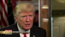 """El presidente Trump da esperanzas a los """"soñadores"""""""