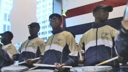 High School Band Members Excited About Inaugural Parade