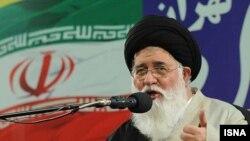 سید احمد علمالهدی، امام جمعه مشهد