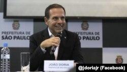 João Doria Jr, prefeito de São Paulo
