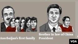 Panama Sənədlərində Azərbaycan prezidenti İlham Əliyevin ailəsinə aid 3 araşdırma da yer alır.