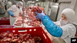 Konjsko meso pronadjeno u mnogim evropskim proizvodima od govedine
