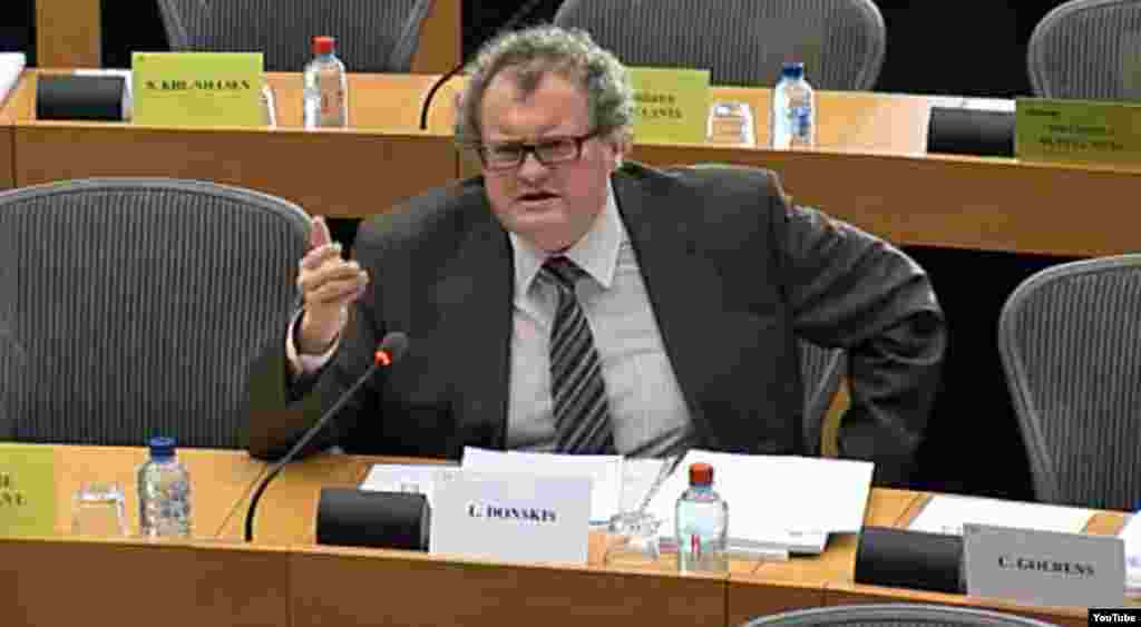 Leonidas Donskis question to the European Commission on Tibet and China