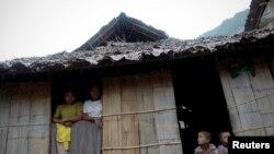泰國的緬甸難民