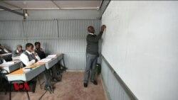 Suala la uchomaji shule nchini Kenya.