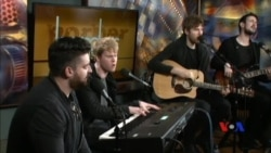 Border Crossings: Kodaline