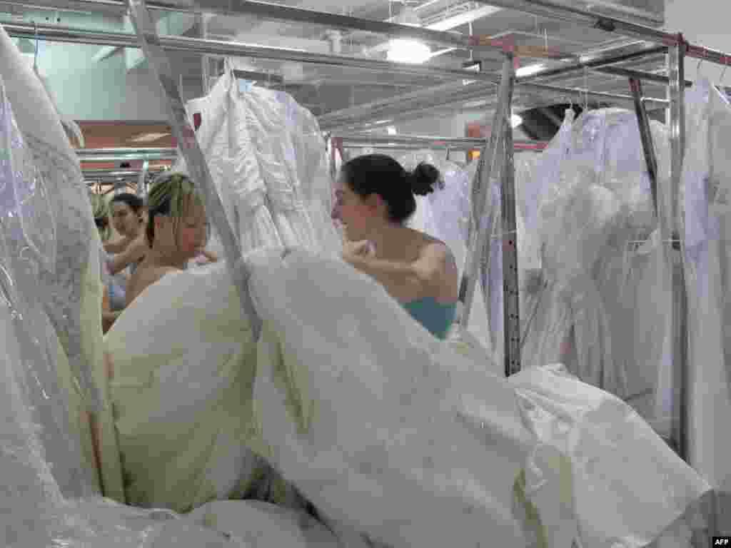 «Забег» невест