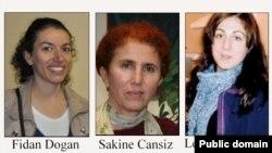 Ba nhà hoạt động người Kurd bị bắn chết ở Paris sáng sớm ngày thứ Năm, 10/1/2013.