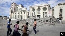 زلزلہ زدگان