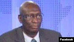 Saidou Sidibé, le président de la Cour des comptes du Niger, ancien ministre et ex-directeur de cabinet du président nigérien. (Facebook)