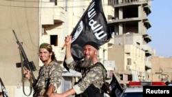 """Pripadnici ekstremističkog pokreta """"Islamska država Irak i Levant"""""""