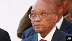 Tổng thống Zuma cho biết ông chưa bao giờ biết hay cố ý vi phạm hiến pháp, là luật tối cao của nước Cộng hòa.